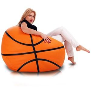 Basketbalový míč oranzova