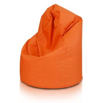 Giga sako polyester oranzova