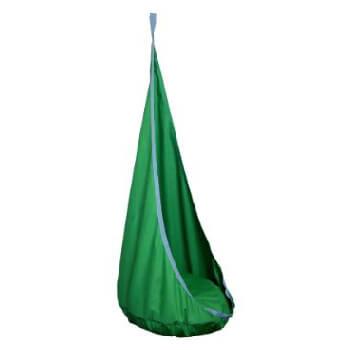 Závěsný houpací vak Ideal zelena