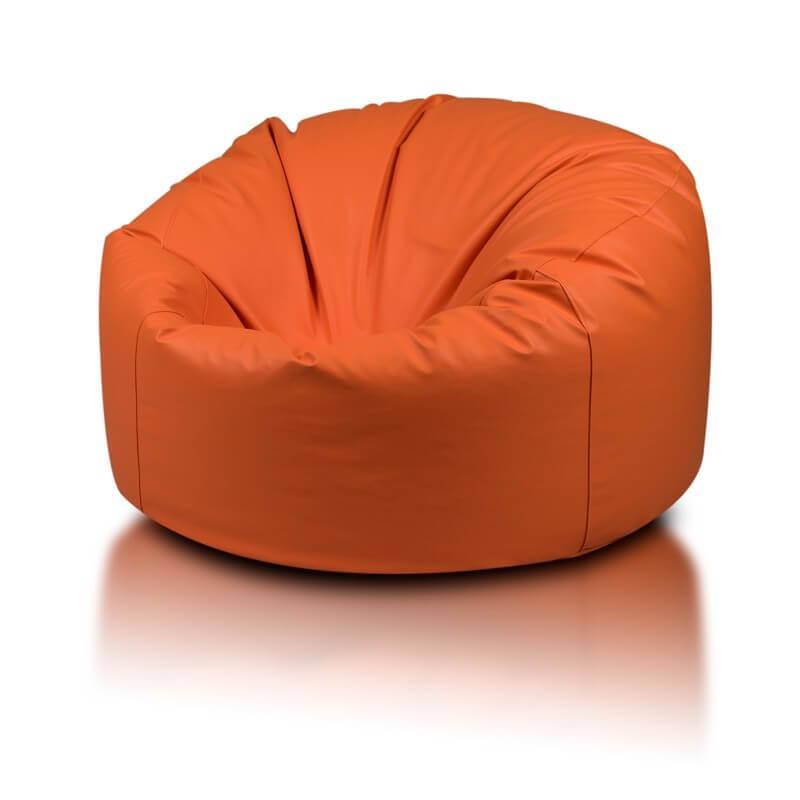 Island Mini polyester oranzova