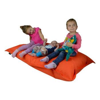 Kids polyester oranzova