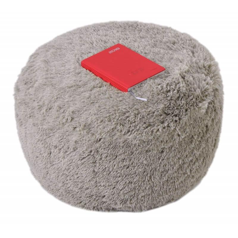 Puf Knitty Air Fluffy seda