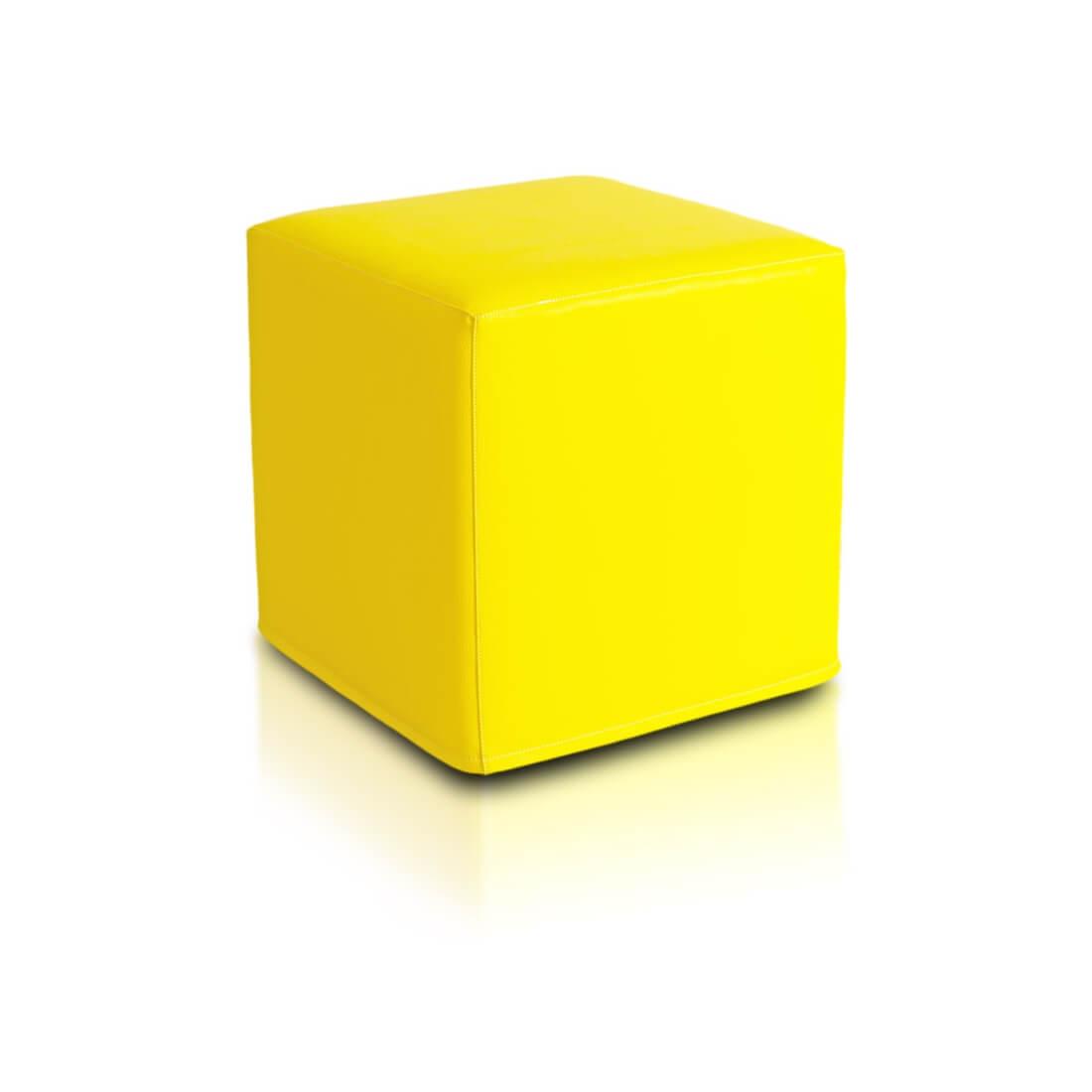 Kostka 40x40 cm citronova