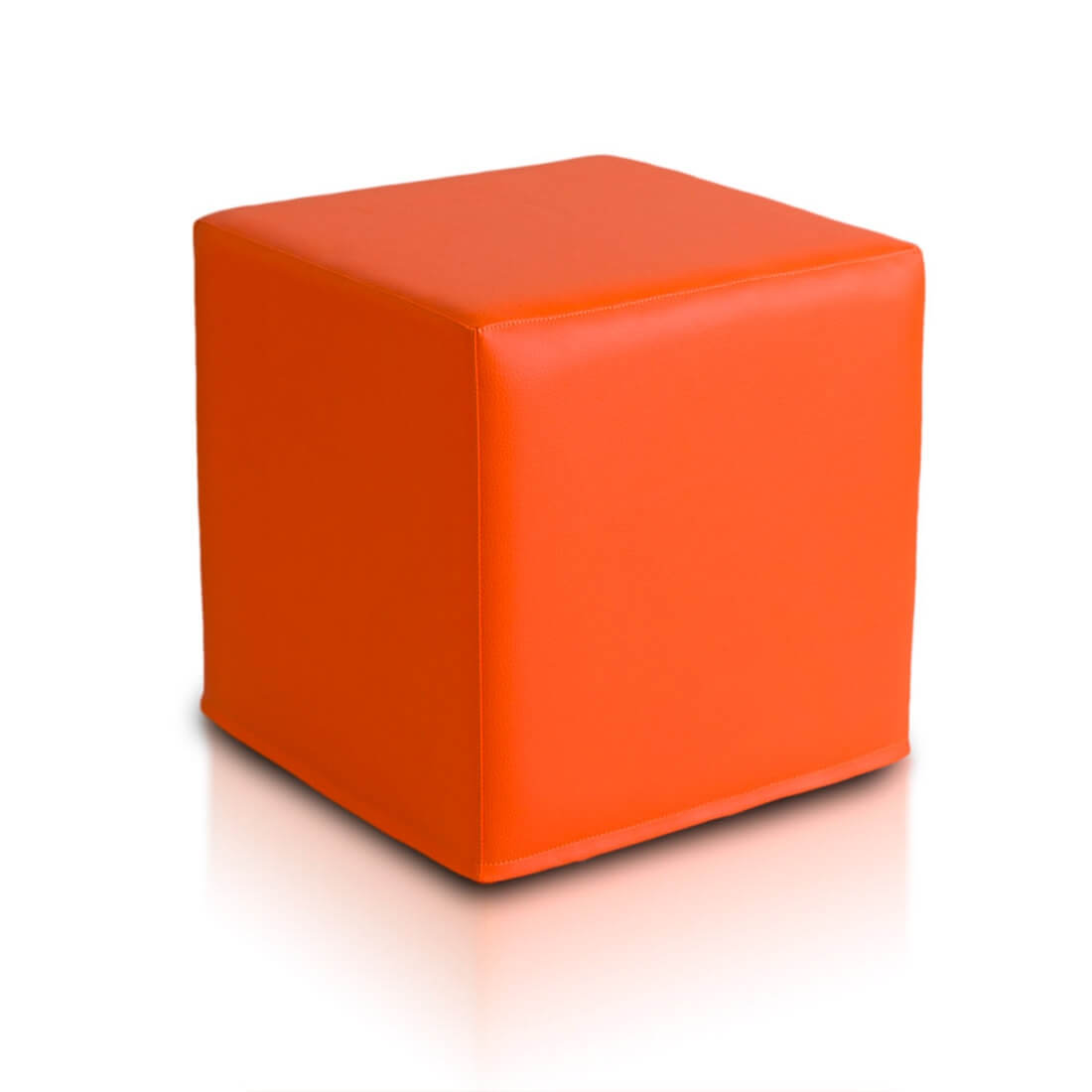 Kostka 40x40 cm oranzova