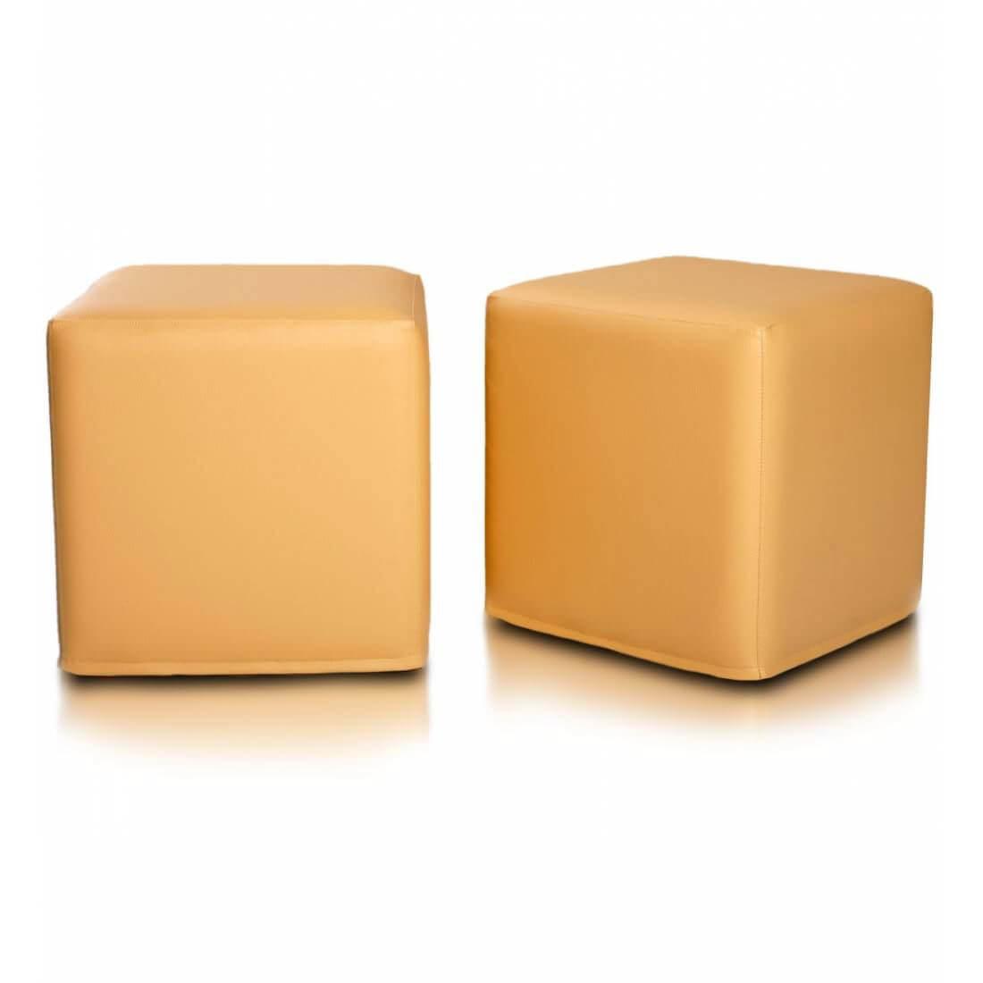 Kostka 40x40 cm zluta