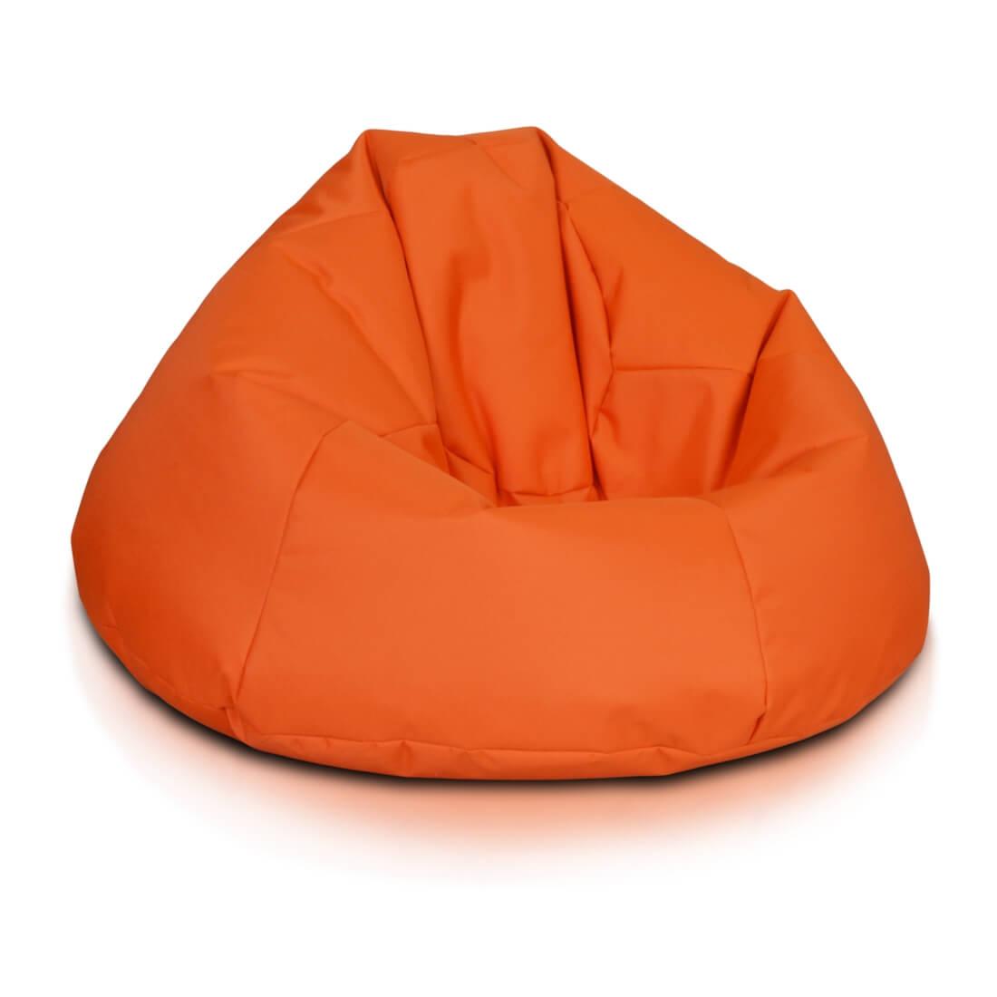 Maxi polyester oranzova