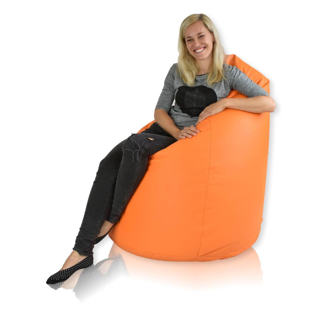 Mega Sako oranzova