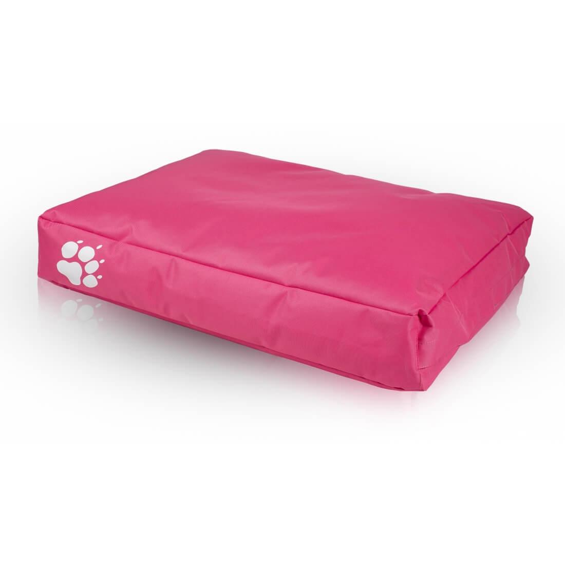 Lehátko Primabag Pelech pro psa růžová