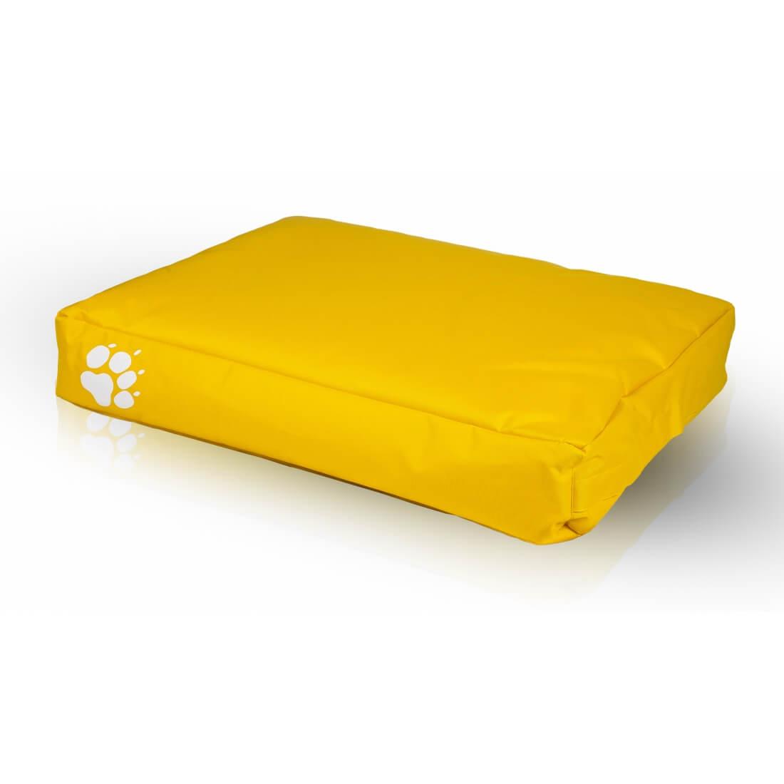 Lehátko Primabag Pelech pro psa žlutá