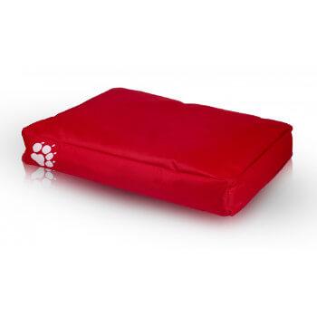 Podložka pro psa cervena