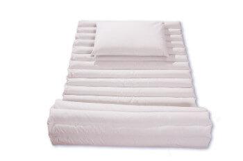 Pohanková matrace kremova