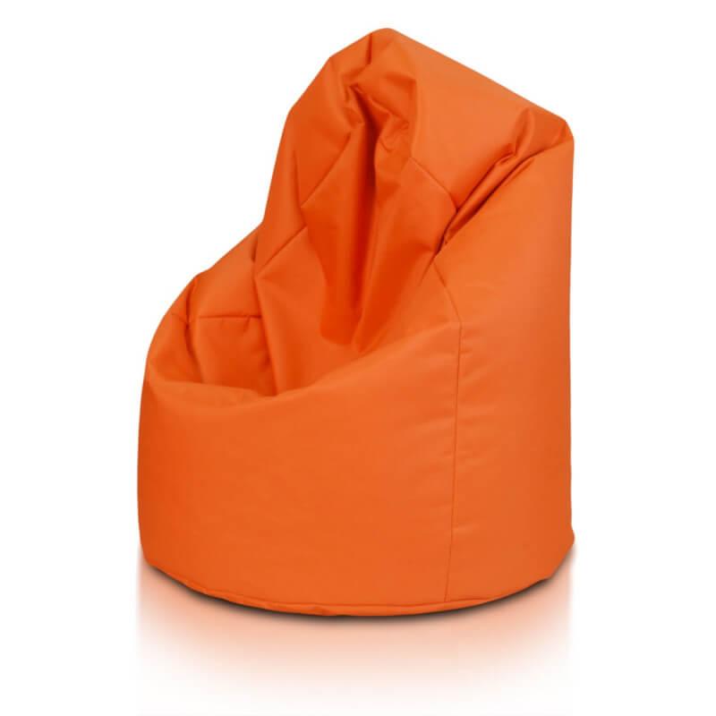 Sako polyester oranzova