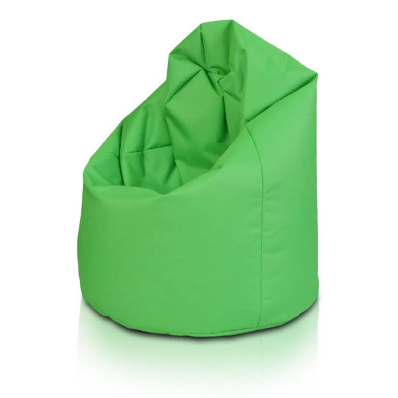 Sako polyester zelena