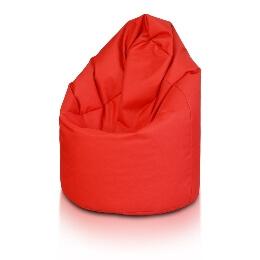 Sako polyester cervena