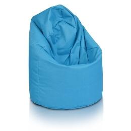 Sako polyester modra