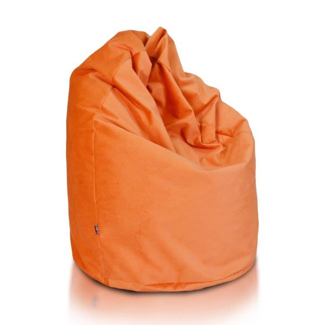 Sako plyš oranzova