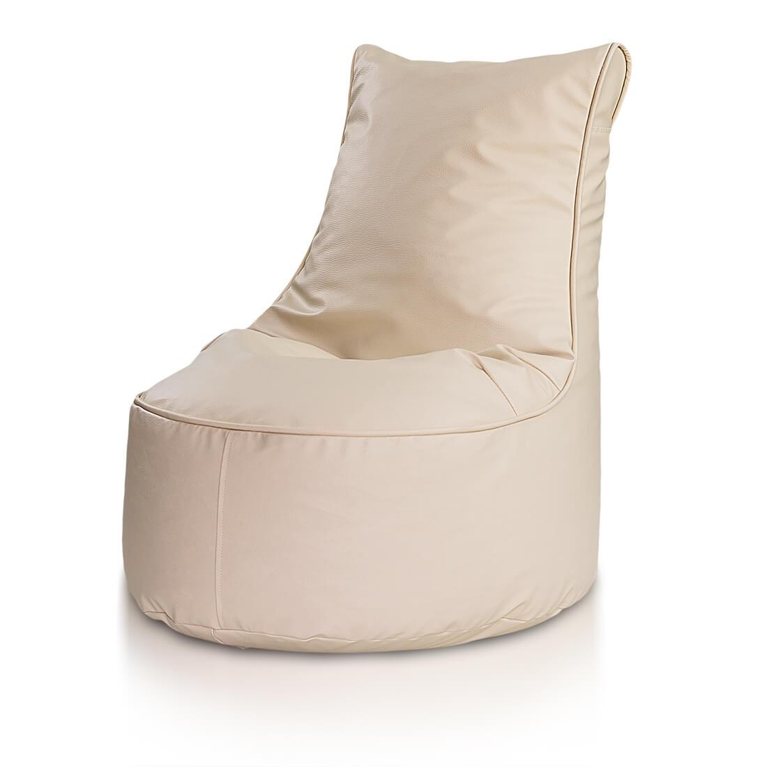 Seat ekokůže bezova