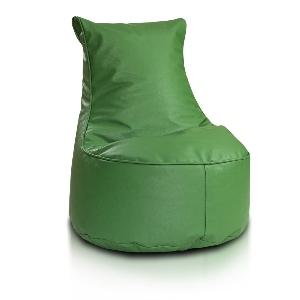 Seat ekokůže zelena