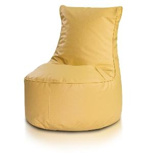 Seat ekokůže zluta