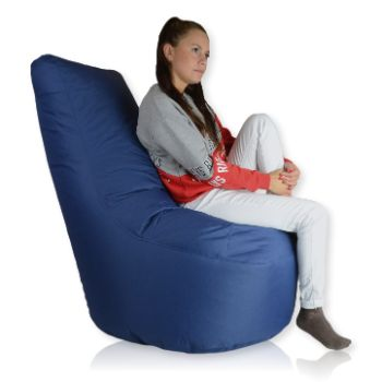 Seat polyester navy