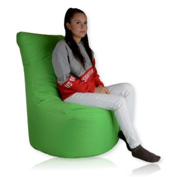 Seat polyester zelena