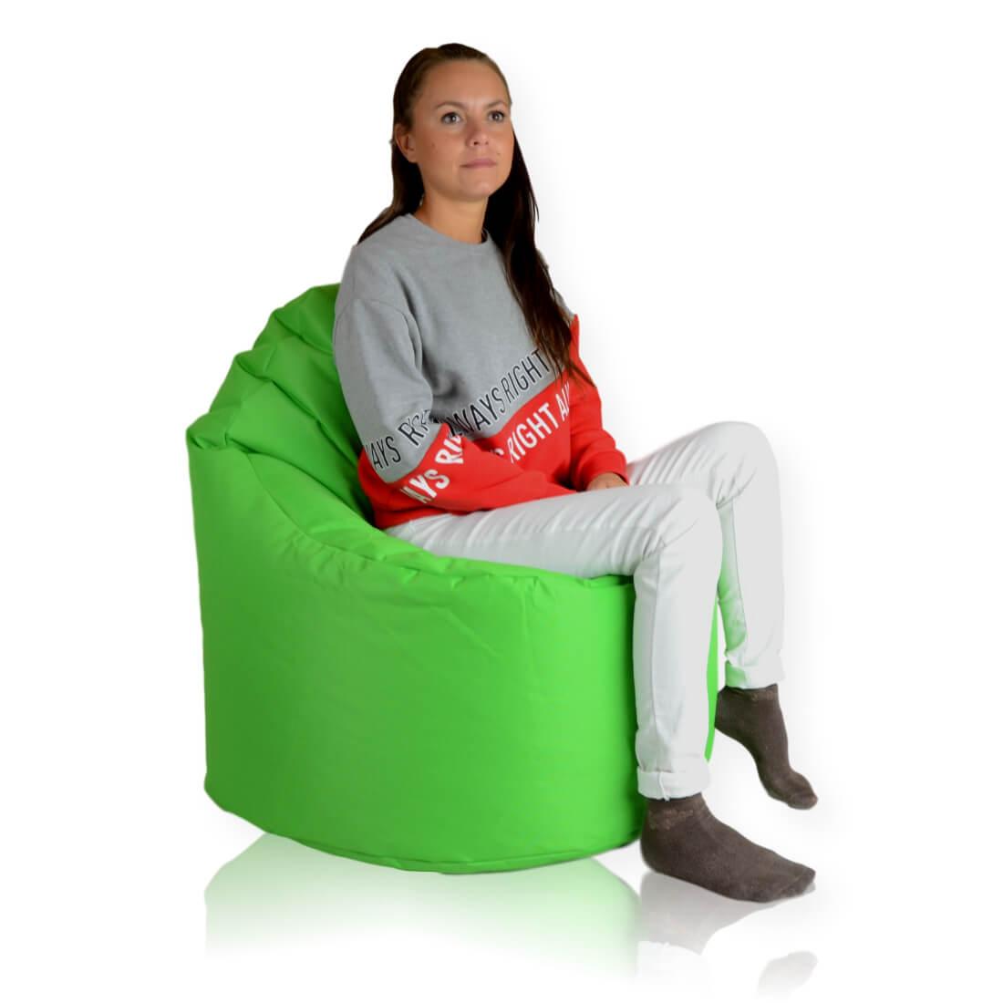 Sondo polyester zelena