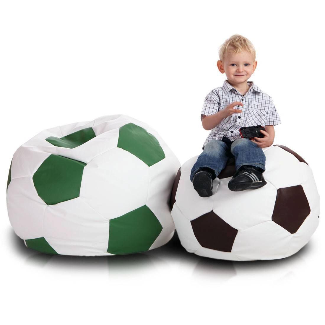Primabag Fotbalový míč malý tmavěhnědá