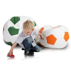 Fotbalový míč malý oranzova