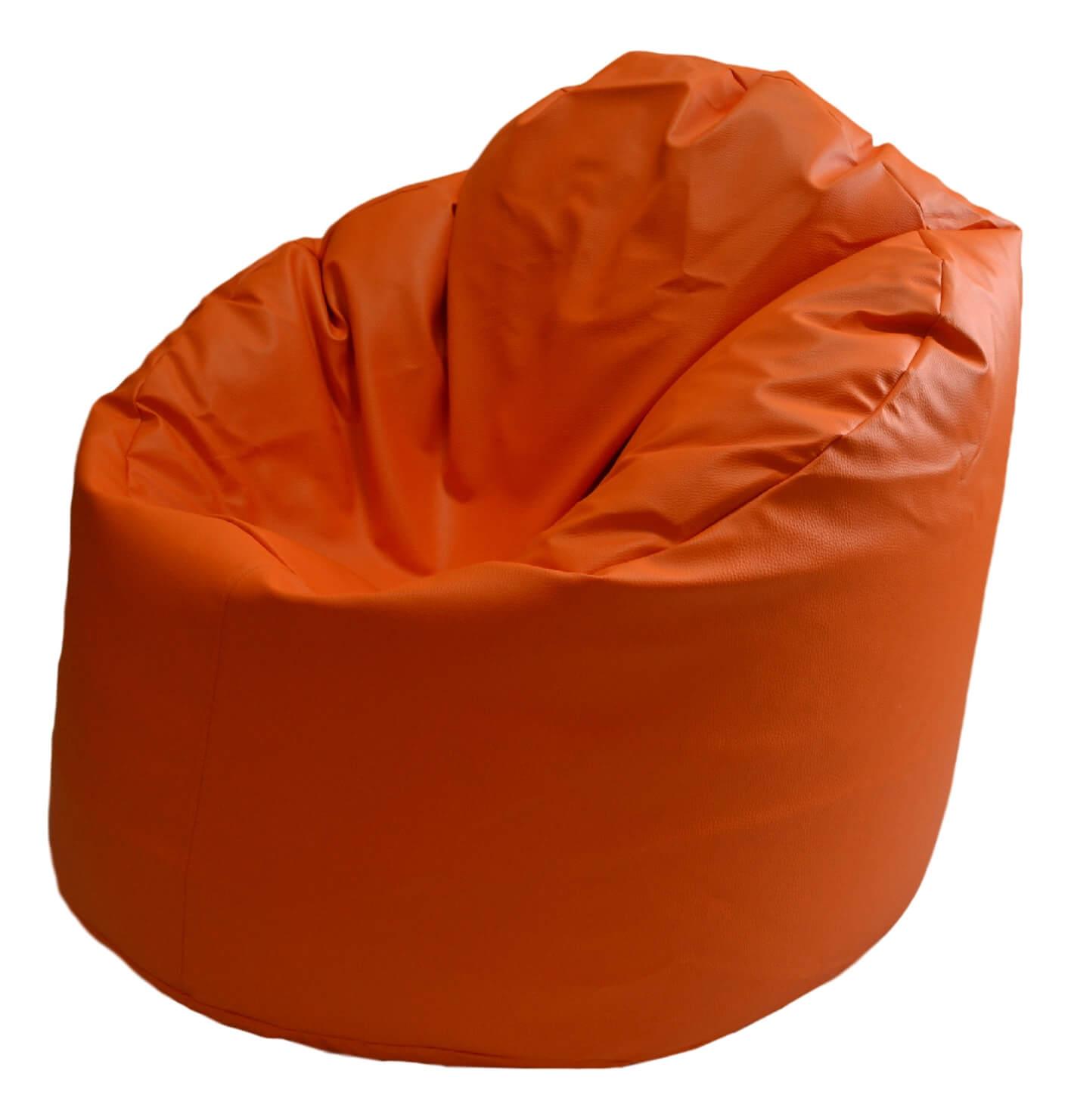 Star ekokůže oranzova