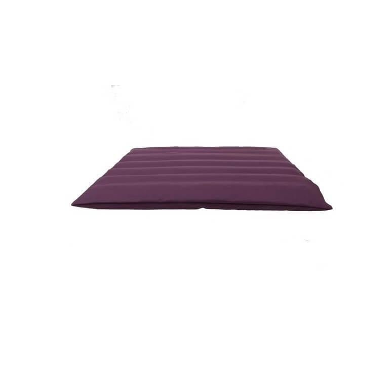 Meditační podložka Zabuton fialova