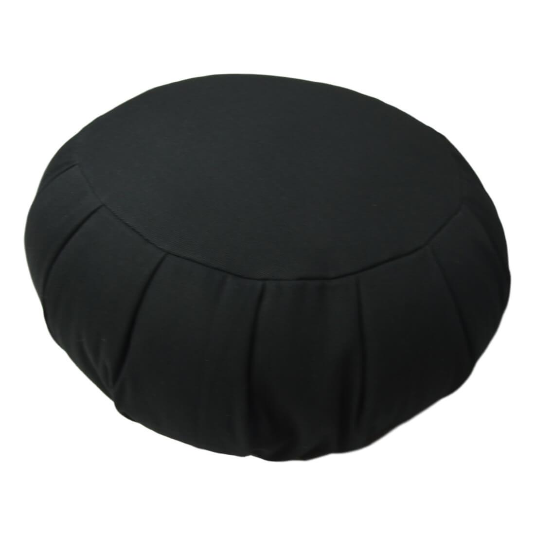 Meditační polštář Zafu cerna