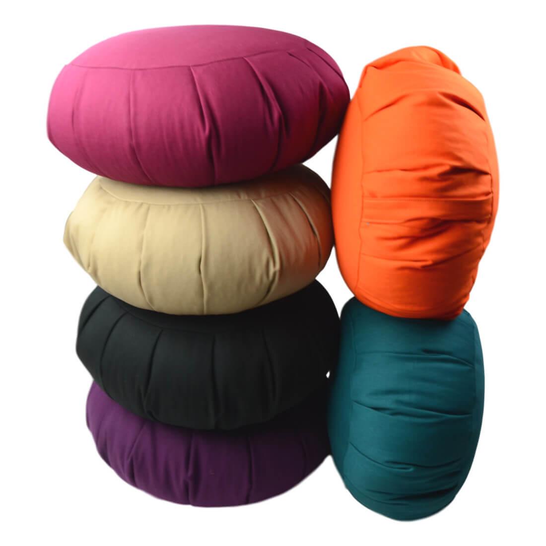 Zafu meditační polštáře