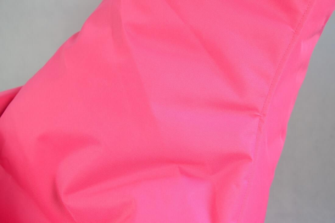 Sedací vak z polyesteru - ukázka