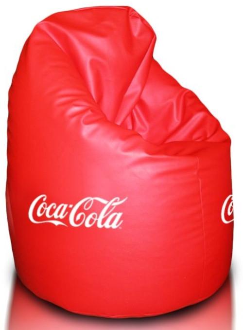 logo Coca Cola - sedací vak