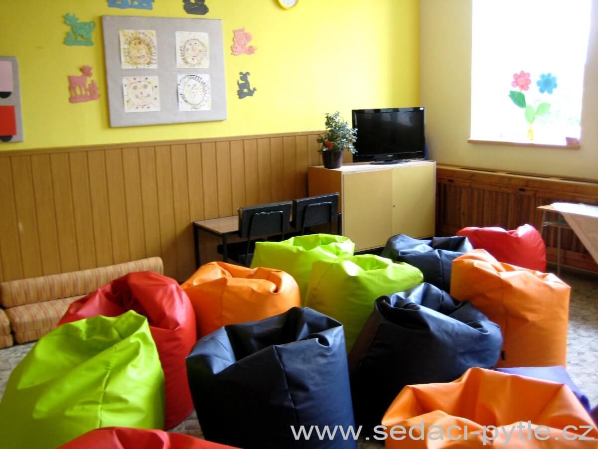 5 předností sedacích vaků oproti tradičnímu nábytku
